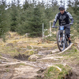 Photo of Justin YATES at Gisburn Forest