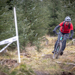 Photo of Milo HULL at Gisburn Forest