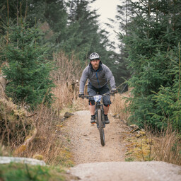 Photo of Michael FISHER at Gisburn Forest