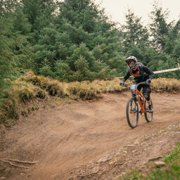 Photo of Matthew DAVIES (u18) at Gisburn Forest
