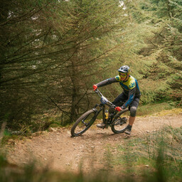 Photo of Mark SINCLAIR (mas) at Gisburn Forest