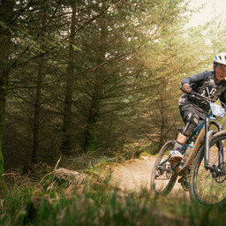 Photo of Eilo BEESLEY at Gisburn Forest