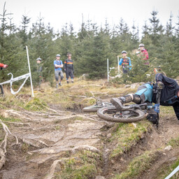 Photo of Chris DAINTON at Gisburn Forest