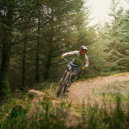 Photo of George BIBBY-CHESHIRE at Gisburn Forest