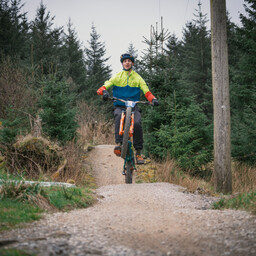Photo of Matthew COLEMAN at Gisburn Forest