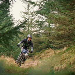 Photo of Keevan EDWARDS at Gisburn Forest