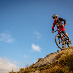 Photo of Gabe SEABRIDGE at Gisburn Forest