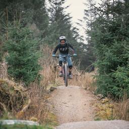 Photo of Thomas CHILCOTT at Gisburn Forest