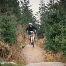 Photo of Tyrone HAYTON at Gisburn Forest