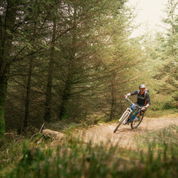 Photo of Peter ALEXANDER at Gisburn Forest