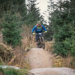 Photo of David ROYLE at Gisburn Forest