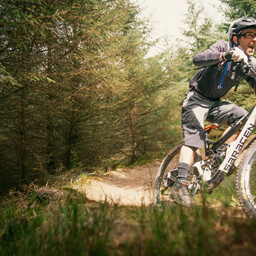 Photo of Christopher ROOKE at Gisburn Forest