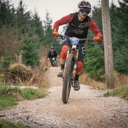 Photo of Damien LEDGERWOOD at Gisburn Forest