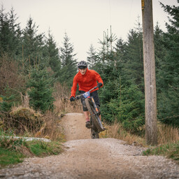 Photo of Mitchell DANCER at Gisburn Forest
