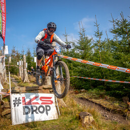 Photo of Jason WOOD (vet) at Gisburn Forest