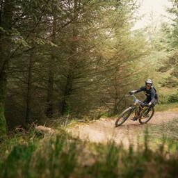 Photo of Frank BROADLEDAY at Gisburn Forest