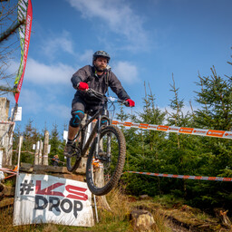 Photo of Evan GARD at Gisburn Forest
