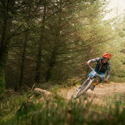 Photo of Daniel BUTTERFIELD (mas) at Gisburn Forest
