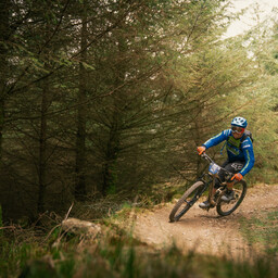 Photo of Daniel HATTON at Gisburn Forest