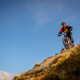 Photo of James ORTON at Gisburn Forest