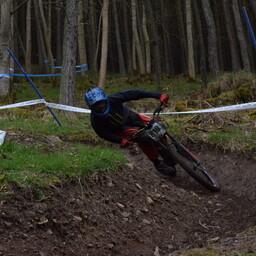 Photo of Shaun HOLDEN at Innerleithen