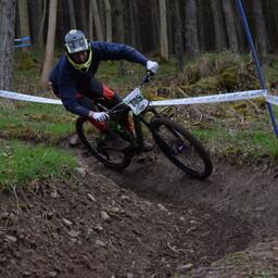 Photo of Matthew ROBSON at Innerleithen