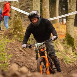Photo of Douglas DICKSON at Innerleithen