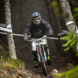 Photo of Andrew GREEN (scot) at Innerleithen