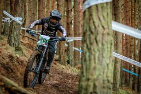 Photo of Jason PURVES at Innerleithen