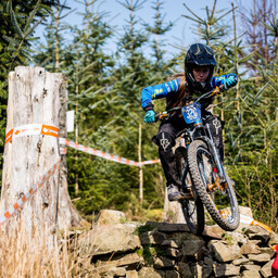 Photo of Leah TULLOCH at Gisburn Forest