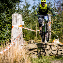 Photo of Alan PERCIVAL at Gisburn Forest