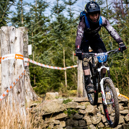 Photo of Simon TYAS at Gisburn Forest