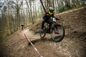 Photo of Will HEARN at Aston Hill