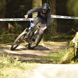 Photo of Jack BAILEY (sen) at Gisburn Forest