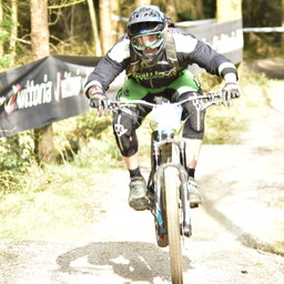 Photo of Mike WINDSOR at Gisburn Forest
