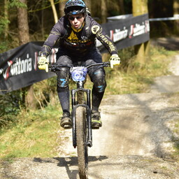Photo of Sean GIBSON at Gisburn Forest