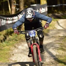 Photo of Ewan MEDINGER at Gisburn Forest