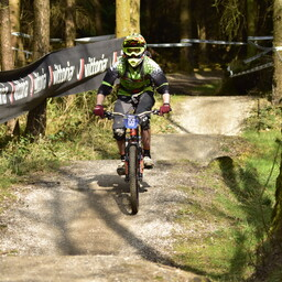 Photo of Adam HUGHES (mas) at Gisburn Forest