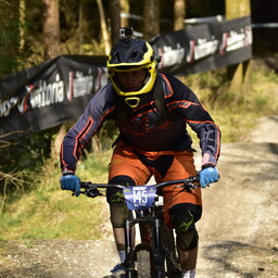 Photo of Jonathan HILL at Gisburn Forest