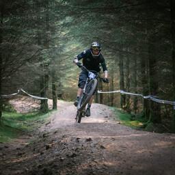 Photo of Ben GRANTHAM at Gisburn Forest