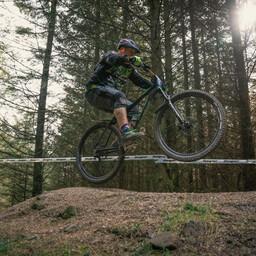 Photo of Jon RHODES at Gisburn Forest