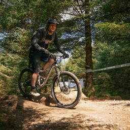 Photo of Jon HOLDSWORTH at Gisburn Forest