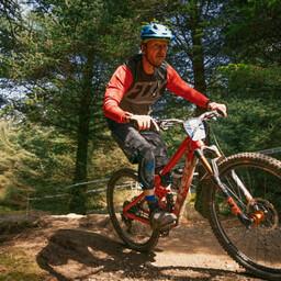 Photo of Nick JACKSON (vet) at Gisburn Forest