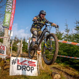 Photo of Andrew RITCHIE (mas) at Gisburn Forest
