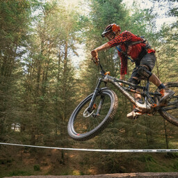 Photo of Jake BIRKINSHAW at Gisburn Forest