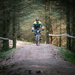 Photo of Stuart SHAW at Gisburn Forest