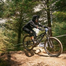 Photo of David BISHOP (vet) at Gisburn Forest