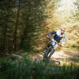 Photo of Chris DAVIDSON (1) at Gisburn Forest