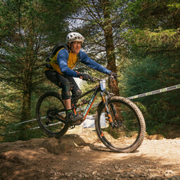 Photo of Michael LEANEY at Gisburn Forest