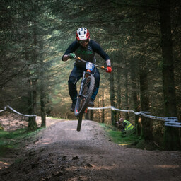 Photo of Pete REES at Gisburn Forest